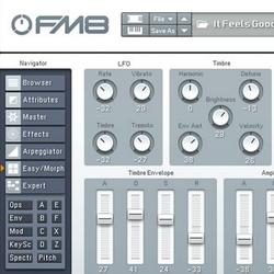 Native Instruments FM8 Presets by Joel Bisson