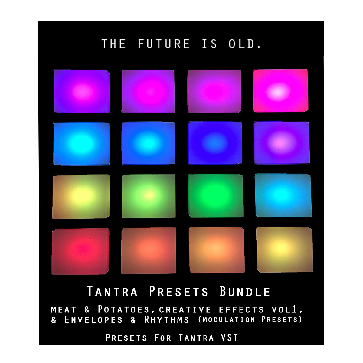 Tantra Presets Bundle For Tantra VST Demo by thefutureisold
