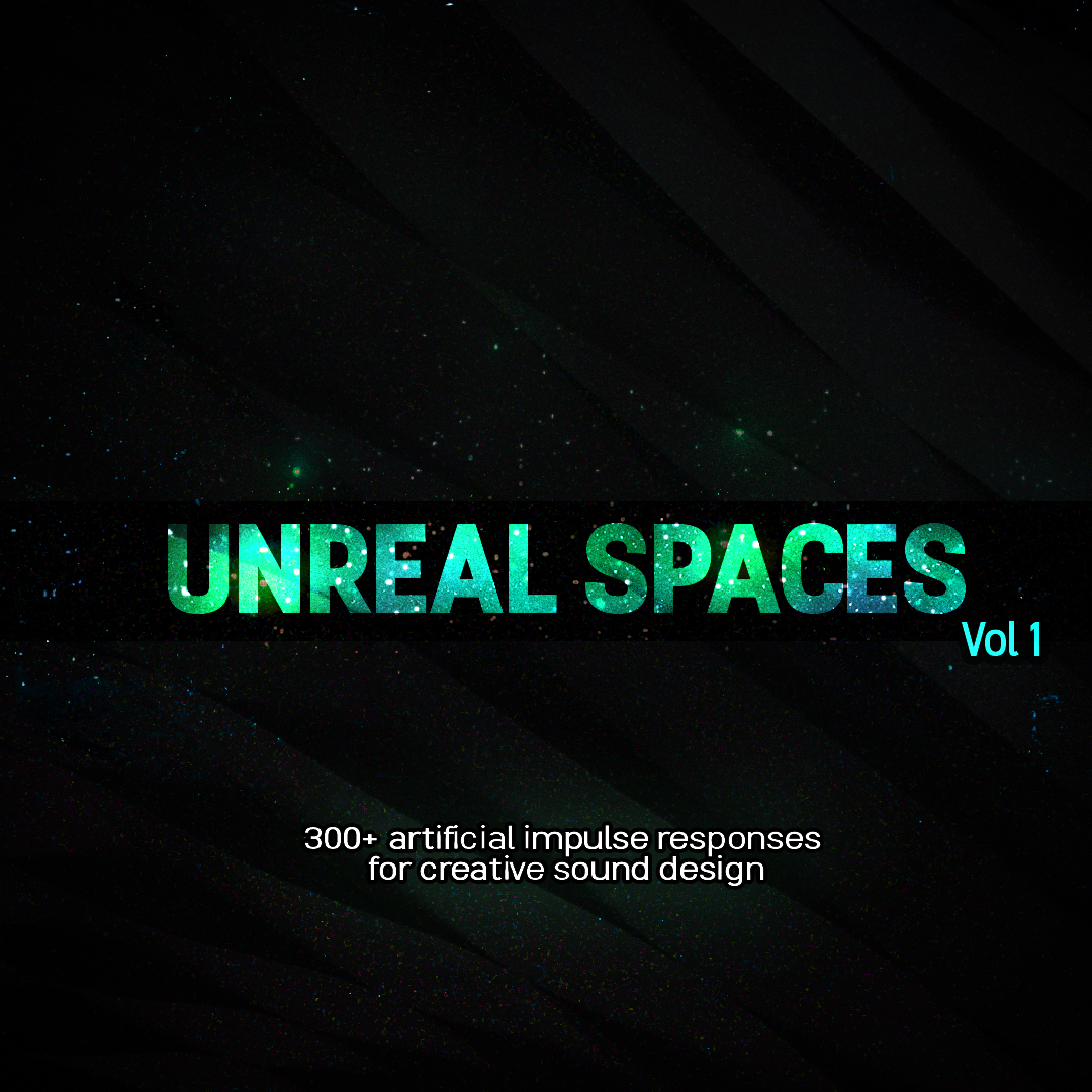 Unreal Spaces Vol  1 by Eike